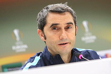 Barcelonas neuer Trainer Ernesto Valverde