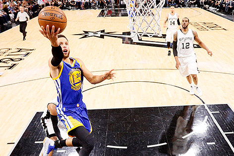 Stephen Curry (Golden State Warriors