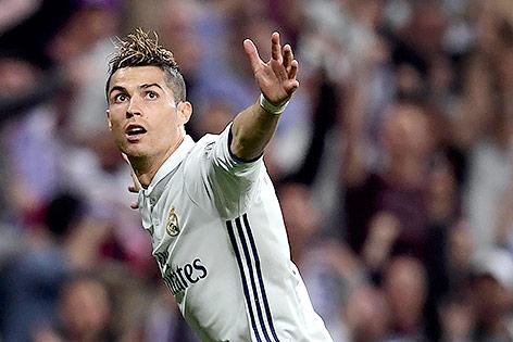 Christiano Ronaldo (Real)