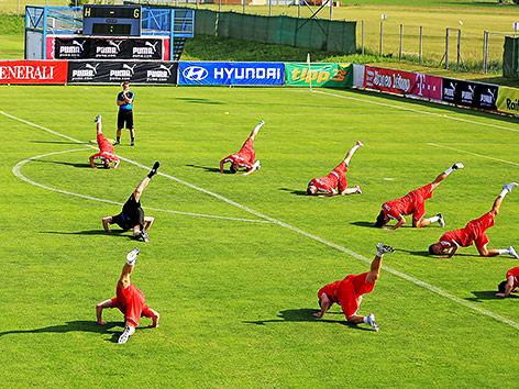 ÖFB-Training