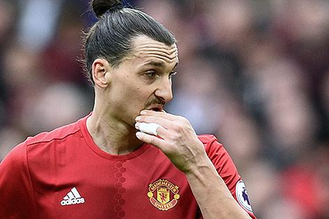 Mourinho will ihn nicht mehr Medien: Ibrahimovic muss Manchester United verlassen