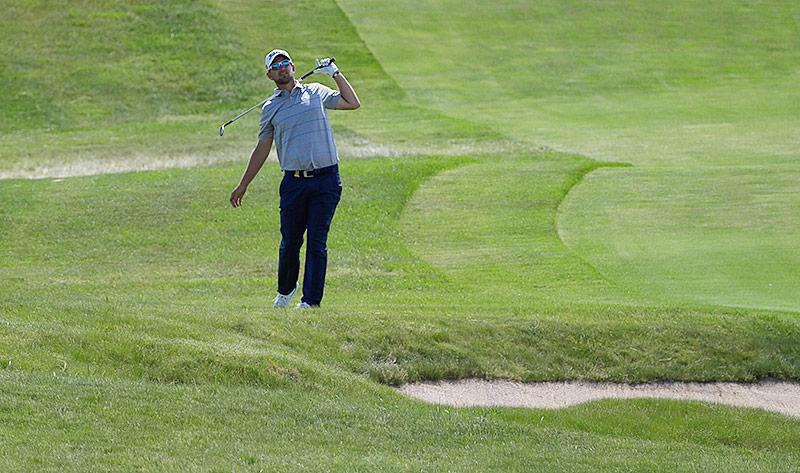 Bernd Wiesberger während der US-Open