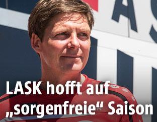 Trainer Oliver Glasner