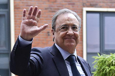 Real-Präsident Florentino Perez