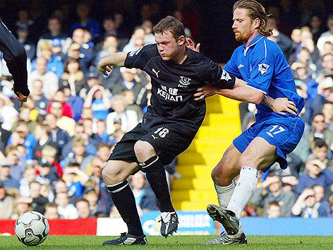 Offiziell: Wayne Rooney kehrt zum FC Everton zurück