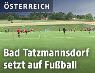 Training in Bad Tatzmannsdorf