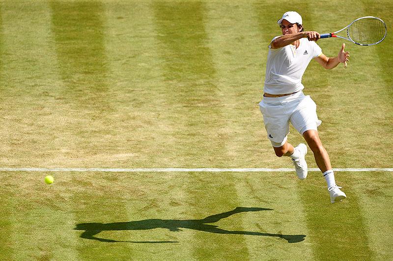 A. Zverev erstmals in einem Grand-Slam-Achtelfinale