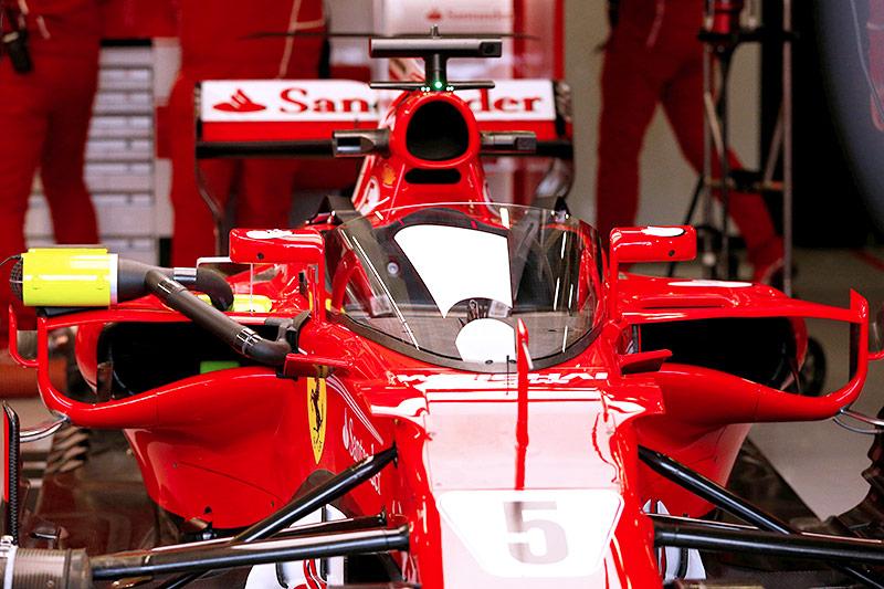 Überlegener Hamilton - Reifendesaster bei Ferrari