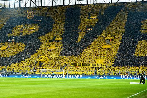 Bundesliga ist in Sachen Zuschauer die Nummer eins