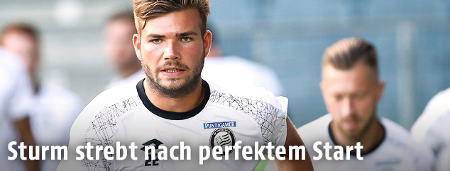 Patrick Puchegger (Sturm)