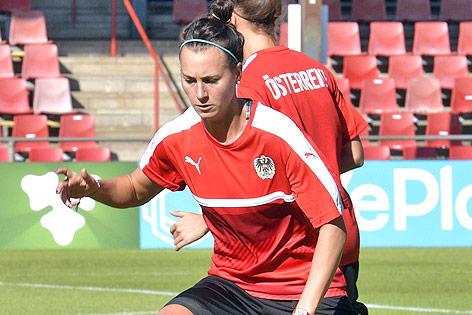 ÖFB-Teamspielerin Viktoria Schnaderbeck