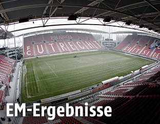 Galgenwaard Stadion von Utrecht