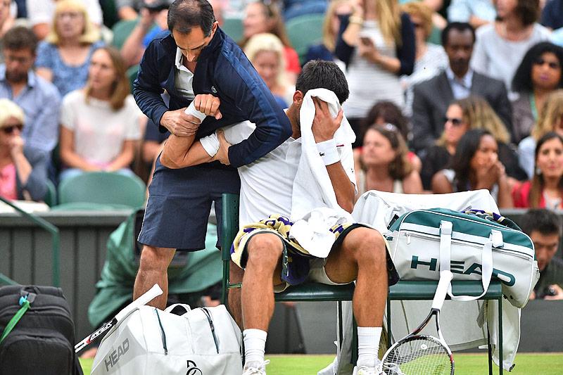 Djokovic beendet vorzeitig seine Saison