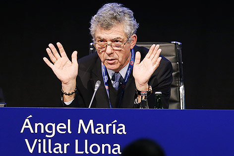 Angel Maria Villar Llona