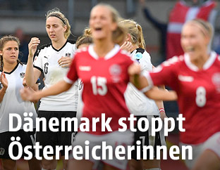 Österreichische Nationalspielerinnen