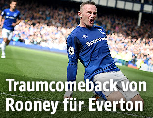 Wayne Rooney (Everton)