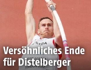 Leichtathlet Kevin Distelberger