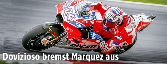 Andrea Dovizioso (ITA/ Ducati)