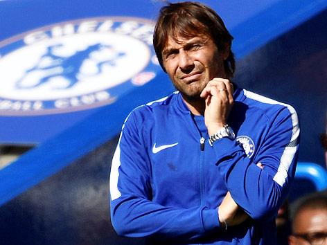 Chelsea-Trainer Antonio Conte