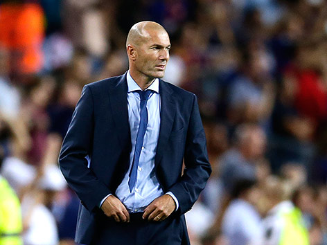 Trainer Zidane
