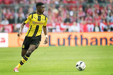 Dembele um 105 Millionen von Dortmund zu Barcelona