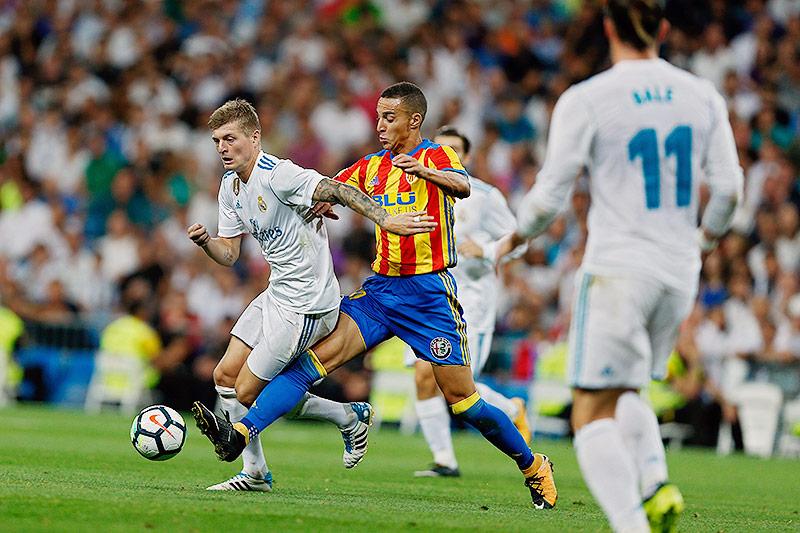 Real trotz Asensio-Gala nur 2:2 gegen Valencia