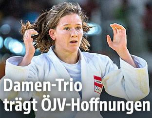 Judoka Kathrin Unterwurzacher