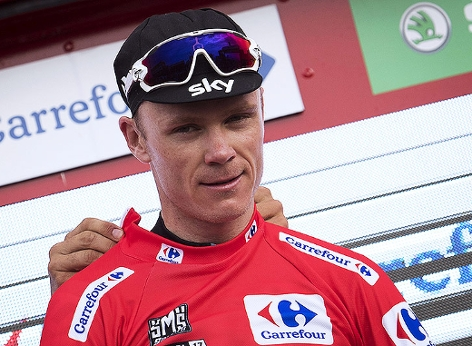 Chris Froome (GBR)