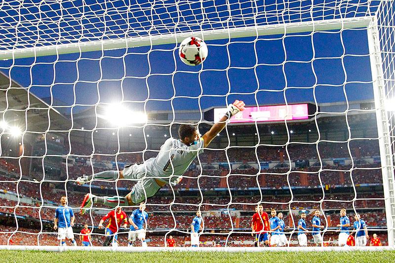 Spanien auf dem besten Weg zur Fußball-WM 2018
