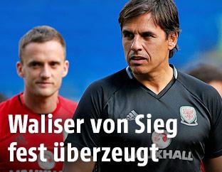 Wales-Coach Chris Coleman