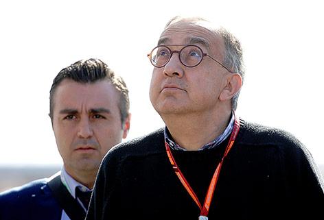Ferrari-Boss Sergio Marchionne