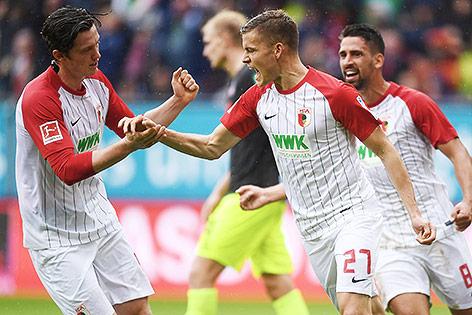 Köln hofft in Augsburg auf Trendwende