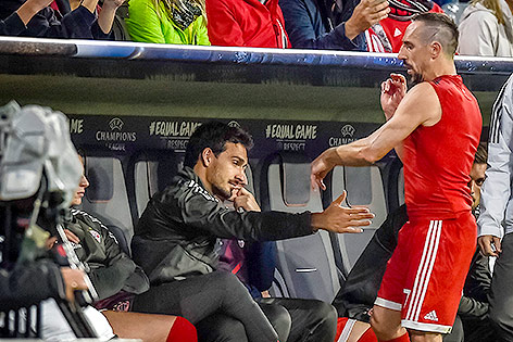Franck Ribery (Bayern)