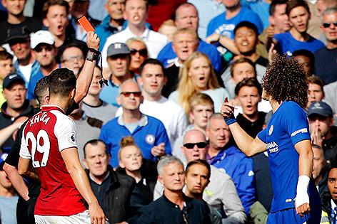 Londonderby: Nullnummer zwischen Arsenal und Chelsea