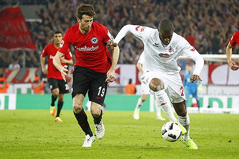 Bundesliga: Nachbericht: 1. FC Köln - Eintracht Frankfurt
