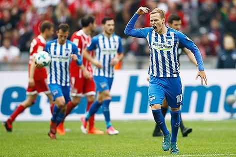 FC Bayern: Franck Ribery droht lange Pause