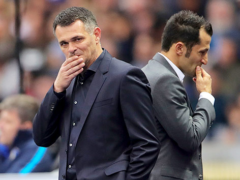 Willy Sagnol und Hasan Salihamidzic