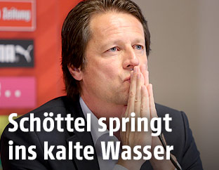 Neuer ÖFB-Sportdirektor Peter Schöttel