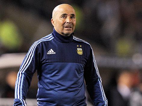 Argentinien steht vor dem WM-Aus