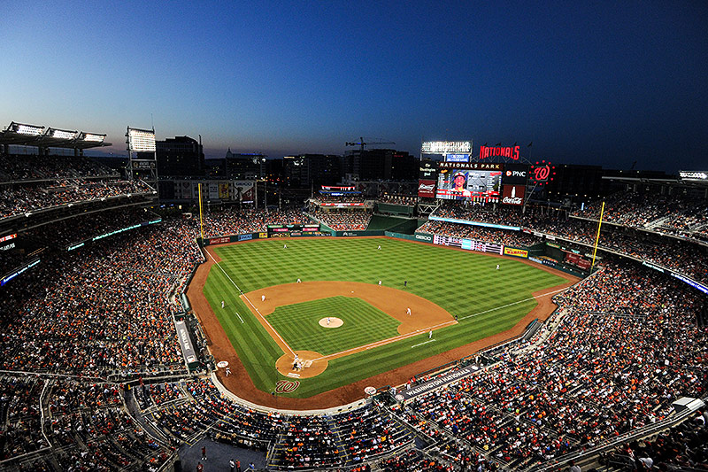 Nationals Park in Washington