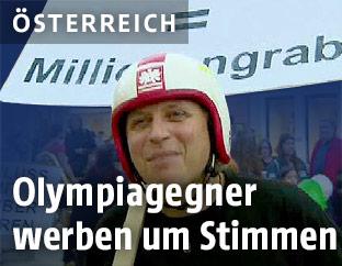 Olympiagegner in Innsbruck