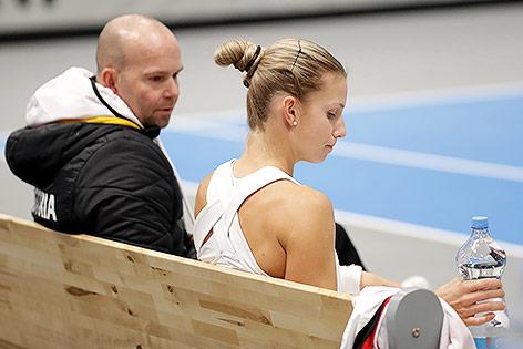 Jürgen Waber und Barbara Haas
