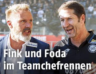 Thorsten Fink und Franco Foda