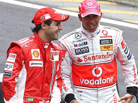 Das zweite Adieu des Felipe Massa