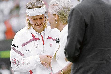Tennis-Star Jana Novotná gestorben