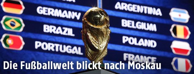 Weltmeisterschaftspokal