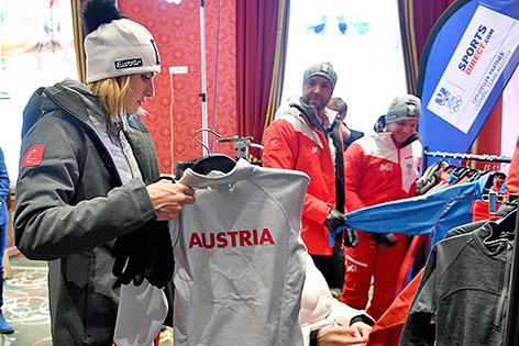 Jacke olympia 2018 kaufen