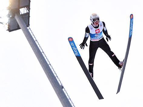 Skispringen: Thomas Diethart auf der Intensivstation