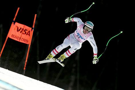 Ski alpin: Kriechmayr feiert ersten Weltcup-Sieg
