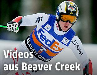 Hannes Reichelt im Super-G von Beaver Creek